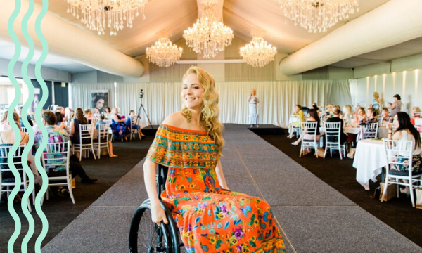 Disability advocate By Lisa Cox